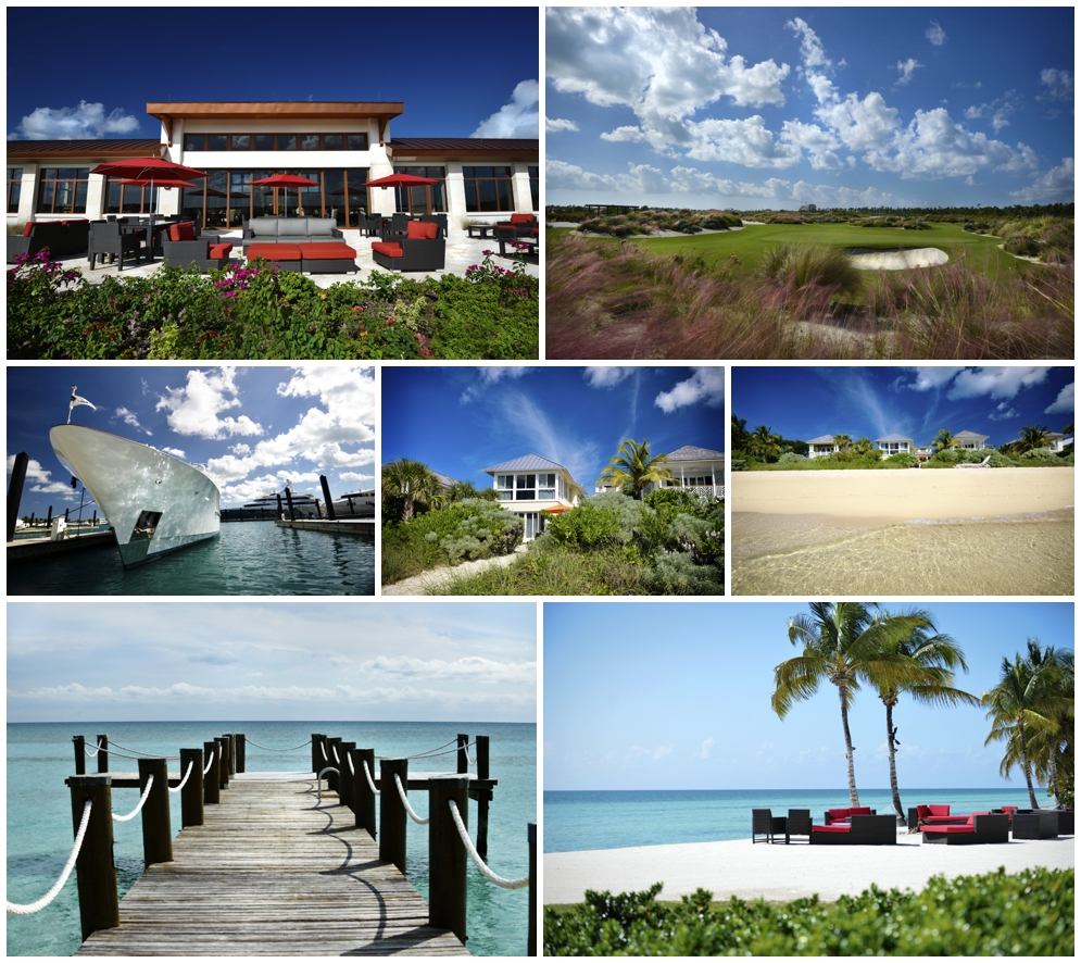 A little bit of heaven in the Bahamas